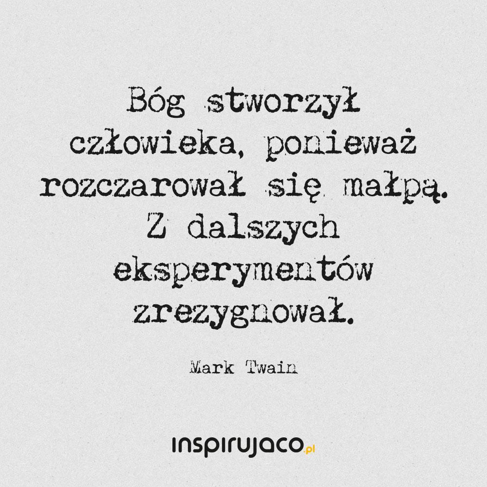 mark twain cytaty Mark Twain   cytat na Inspirująco.pl mark twain cytaty