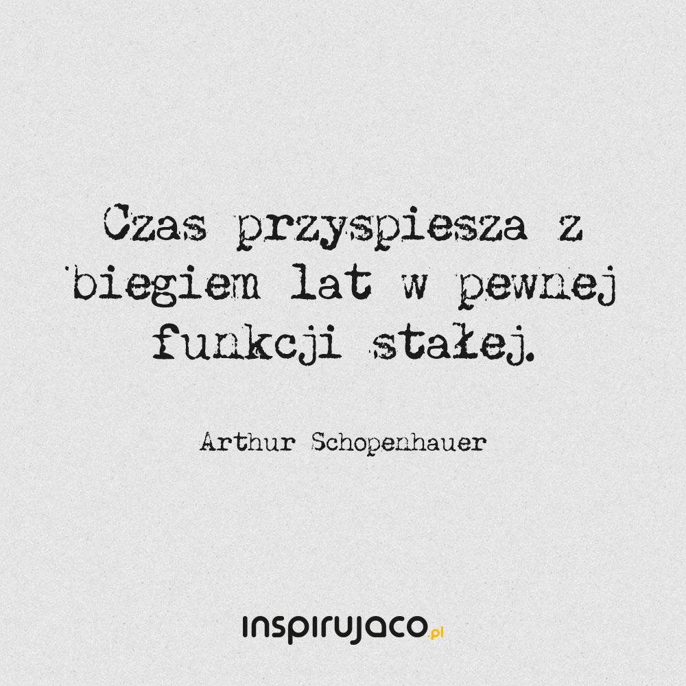 Arthur Schopenhauer Cytat Na Inspirującopl